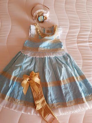 Conjunto de vestido de Bea Cadillac