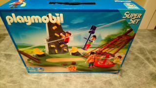 Playmobil 4015 SuperSet Parque Infantil