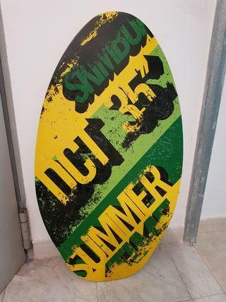 Skimboard madera 90 cm
