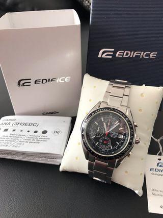 Reloj cronógrafo Casio de segunda mano por 80 € en Bilbao en
