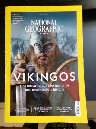 Libro National Geographic, VIKINGOS