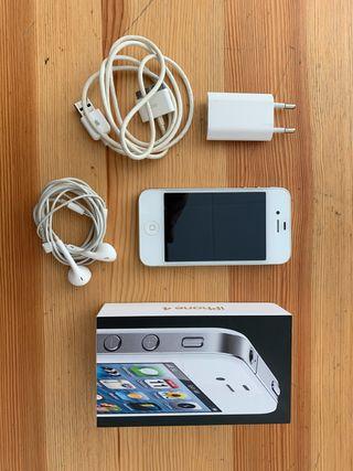 Iphone 4 blanco 8gb