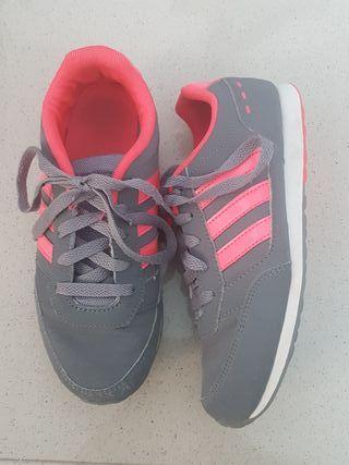 zapatillas adidas niña 35