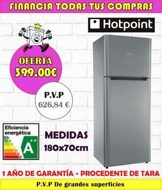 FRIGORÍFICO HOTPOINT A++ 180x70CM