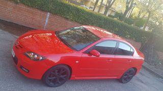 Mazda 3 2007 1.6 CD Diesel CRDT Active+