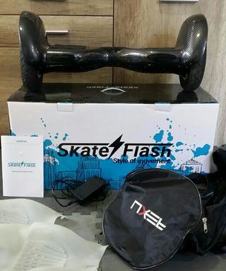 Hoverboard skateflash