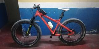 vendo fat bike