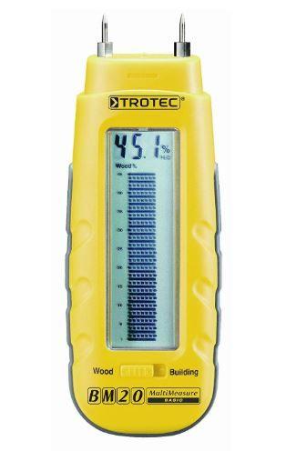 Trotec BM 20 - Medidor de humedad