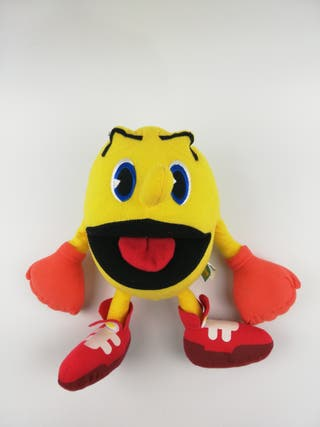 PELUCHE PAC-MAN AND THE GHOSTLY ADVENTURES
