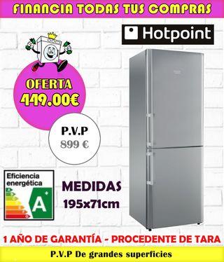 FRIGORIFICO HOTPOINT A+ 195x71CM