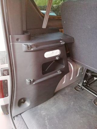 Tapa maletero Trafic, Vivaro, Talento y NV300