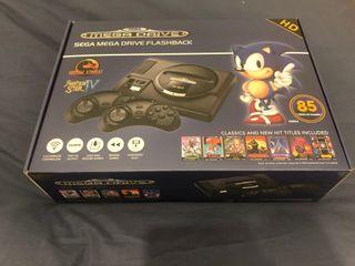 Consola Retro Sega Mega Drive HD Nuevas