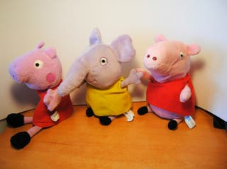 Peppa Pig peluches