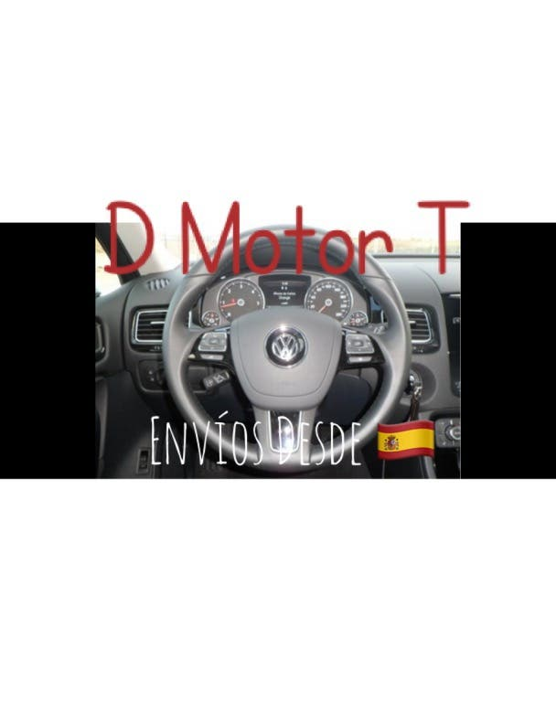 Funda Cosida a Medidata VW Touareg