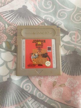 juego jordan vs bird gameboy