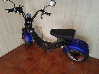 ciclomotor electrico caigiee star harley