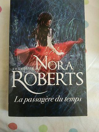 Livre La Passagère du Temps (Nora Roberts)