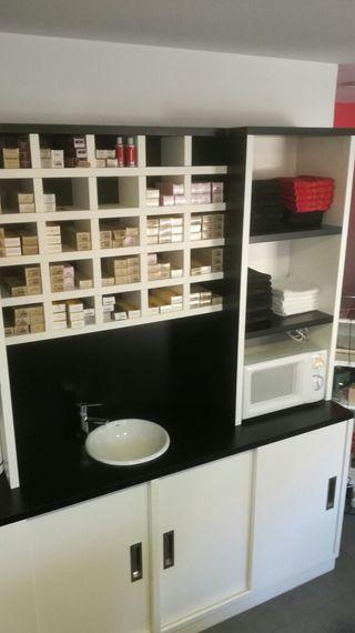 Mueble laboratorio