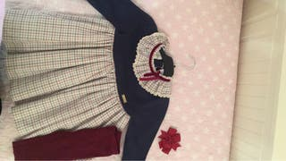 Vestido talla 4 carmencitas