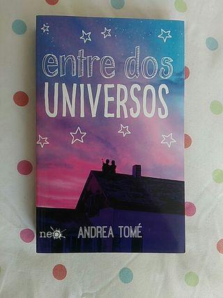 Entre dos universos (Andrea Tomé)