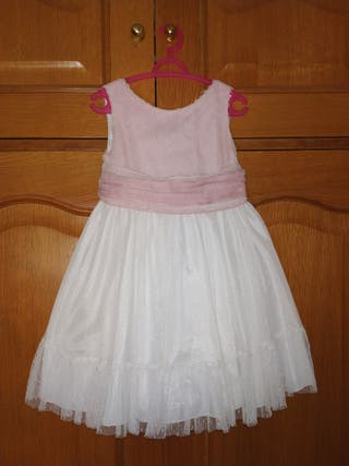 Vestido ceremonia Talla 5