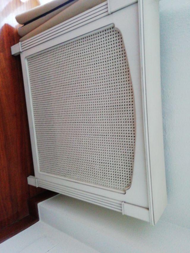 dos cubre radiadores.