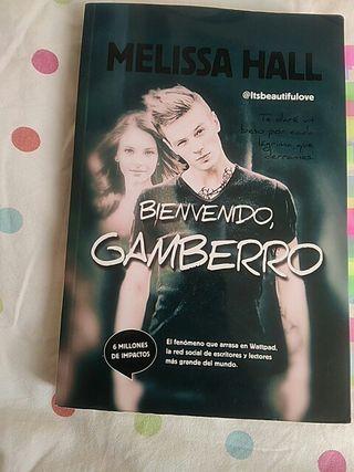 """Bienvenido, Gamberro"" (wattpad)"