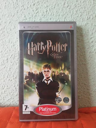 Harry Potter 5 PSP