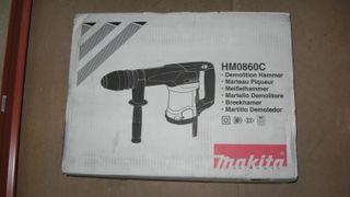 MARTILLO DEMOLEDOR SDS-MAX - MAKITA 5KG
