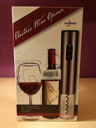 Sacacorchos eléctrico + complementos (NUEVO)