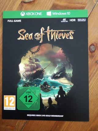NUEVO: Sea of Thieves para Xbox One.