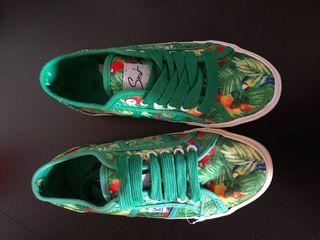Zapatillas nuevas #35 someltime para chica