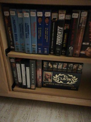 Películas video VHS