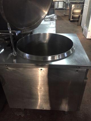 Marmita de 150 litros repagas