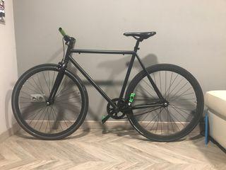 Bicicleta fixie kaminaze