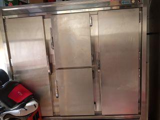 Nevera frigorífica