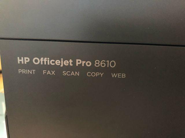 HP 8610