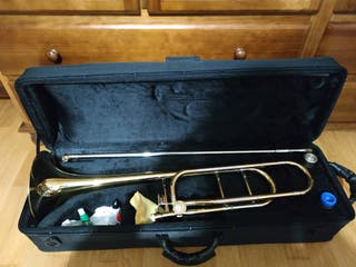 Trombon sound open wrap