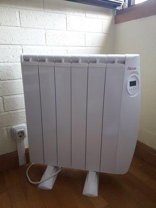 radiador facula