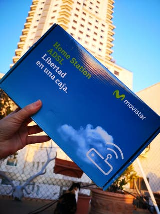 Router Avanzado ADSL Movistar