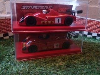 COCHES SCALEXTRIC 2×30€