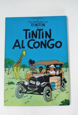 Cuadro Tintin