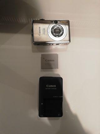 camara de fotos canon ixus 60