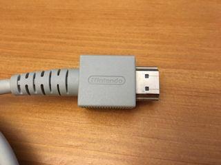 Nintendo Wii U Cable HDMI Oficial de alta velocida