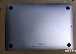 tapa inferior macbook air 13 A1369 A1466
