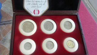 Monedas del mundial82