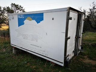 caseta de obra / caja de camion
