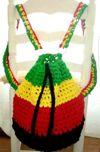 Mochila artesanal