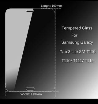Samsung Galaxy Tab 3 Lite Protector de pantalla