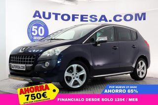 Peugeot 3008 1.6 HDi 110cv Sport Pack 5p